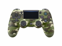 Dualshock 4 Controller Green Camouflage (PS4)