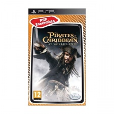 Pirates of the Caribbean: At Worlds End PSP