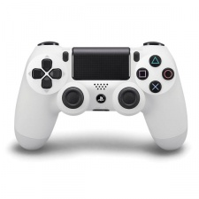Sony DualShock 4 Wireless Controller, glacier white