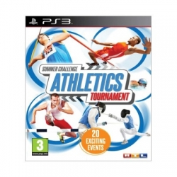 Summer Challenge: Athletics Tournament PS3