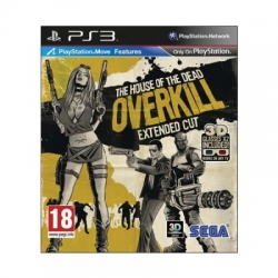The House of the Dead: Overkill (Extended Cut ) PS3