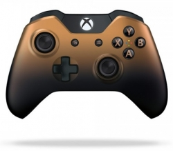 Xbox One Wireless Controller Cooper Shadow