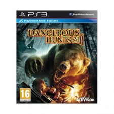 Cabela s Dangerous Hunts 2011