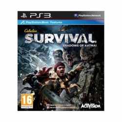 Cabelas Survival: Shadows of Katmai PS3