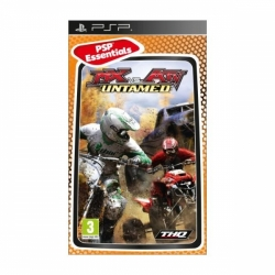 MX vs. ATV Untamed PSP