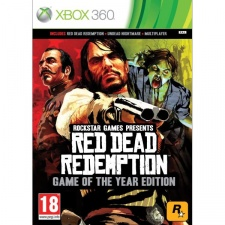 Red Dead Redemption (Game of the Year Edition ) XBOX360