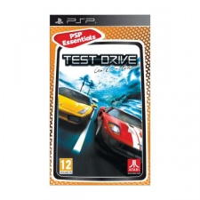 Test Drive Unlimited PSP